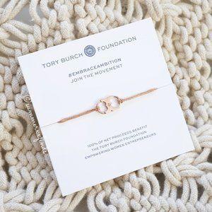 Tory Burch Embrace Ambition Bracelet Rose Gold